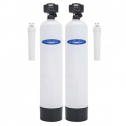 Arsenic and Whole House Filter Dual Tank