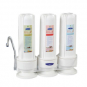 Crystal Quest Fluoride Removal Countertop Filter Triple